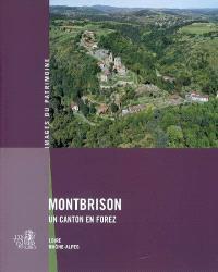 Montbrison, un canton en Forez