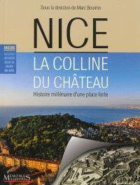 Nice, la colline du château : histoire millénaire d'une place forte