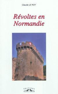 Révoltes en Normandie