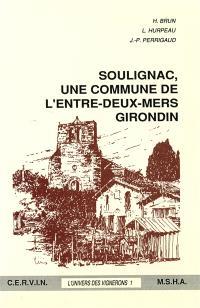 Soulignac, une commune de l'entre-deux-mers girondin