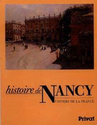 Histoire de Nancy