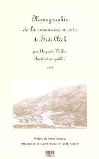 Monographie de la commune mixte de Sidi-Aïch : 1888