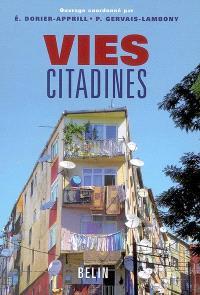 Vies citadines