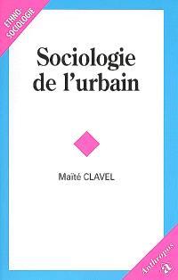 Sociologie de l'urbain