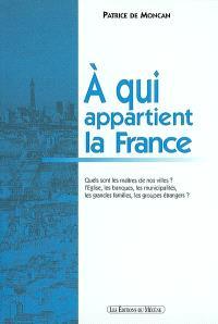 A qui appartient la France ? : histoire de la propriété urbaine de 1789 à nos jours et état actuel de la propriété immobilière en ville