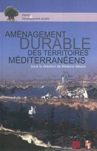 Aménagement durable des territoires méditerranéens