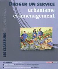 Diriger un service urbanisme et aménagement
