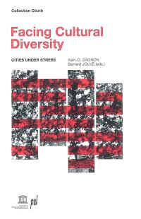 Facing cultural diversity : cities under stress