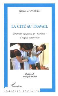 La cité au travail : l'insertion des jeunes de banlieue d'origine maghrébine