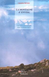 La montagne d'Enveig : une estive pyrénéenne dans la longue durée