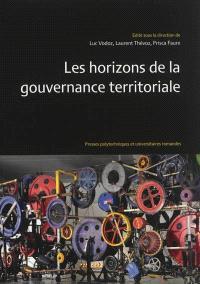 Les horizons de la gouvernance territoriale