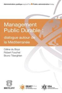Management public durable : dialogue autour de la Méditerranée