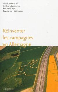 Réinventer les campagnes en Allemagne : paysages, patrimoine et développement rural