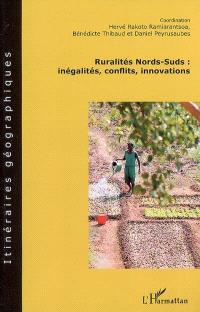 Ruralités Nords-Suds : inégalités, conflits, innovations