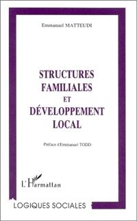 Structures familiales et développement local