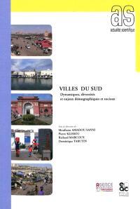 Villes du Sud : dynamiques, diversités et enjeux démographiques et sociaux