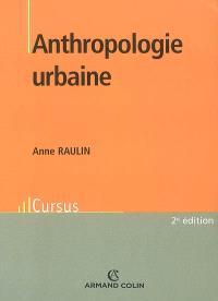 Anthropologie urbaine