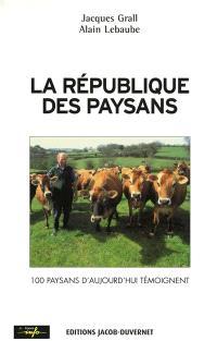 La république des paysans