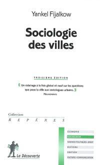 Sociologie des villes
