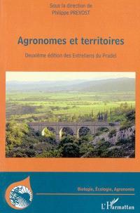 Agronomes et territoires : actes du colloque, 12 et 13 septembre 2002