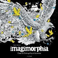 Imagimorphia : carnet de coloriage & jeu d'observation