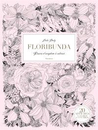 Floribunda : rosiers d'exception à colorier