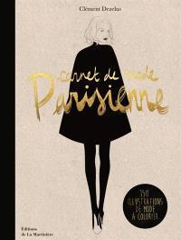 Carnet de mode parisienne