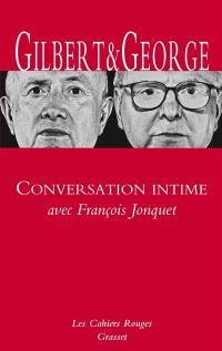 Conversation intime avec François Jonquet