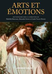 Arts et émotions : dictionnaire
