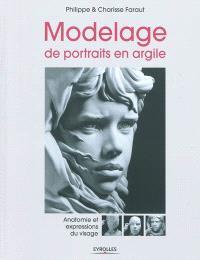 Modelage de portraits en argile : anatomie et expressions du visage