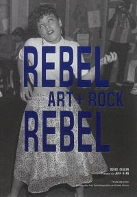 Rebel rebel : art + rock : Musée des arts contemporains au Grand-Hornu