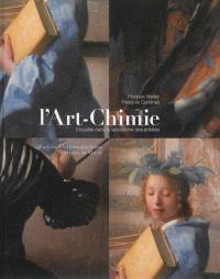 L'art-chimie : enquête dans le laboratoire des artistes
