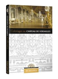 Coloriages au château de Versailles