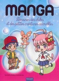 Manga : dessiner des chibis et des petites créatures adorables