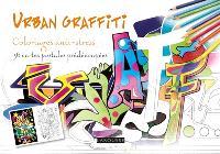 Urban graffiti : coloriages anti-stress : 36 cartes postales prédécoupées