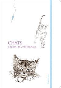 Carnet de griffonnage, Carnet de griffonnage chats