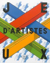 Jeux d'artistes : exposition, Annecy, Musée-château, du 15 décembre 2012 au 30 mars 2013