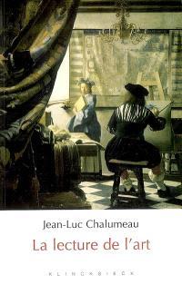 La lecture de l'art