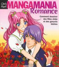 Manga mania romance : comment dessiner des filles shôjo et des garçons bishies