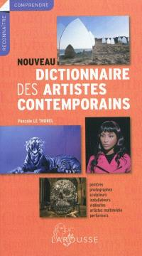 Nouveau dictionnaire des artistes contemporains
