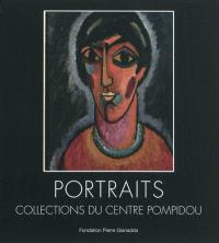 Portraits : collections du Centre Pompidou : exposition, Martigny, Fondation Pierre Gianadda, du 2 mars au 24 juin 2012