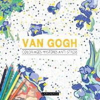 Van Gogh : coloriages mystères anti-stress
