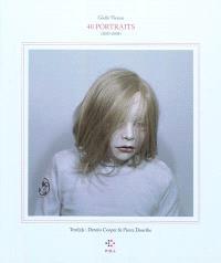 40 portraits : 2003-2008