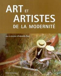 Art et artistes de la modernité