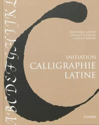 Calligraphie latine : initiation