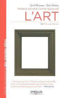 L'art : de Platon à Deleuze
