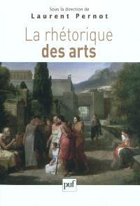 La rhétorique des arts : actes