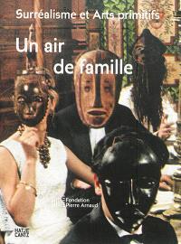 Surréalisme et arts primitifs : un air de famille : été 1