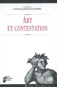 Art et contestation