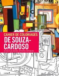 Cahier de coloriages : De Souza-Cardoso : un des plus grands artistes portugais